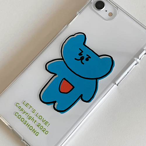 blue bear_cooshong jelly case